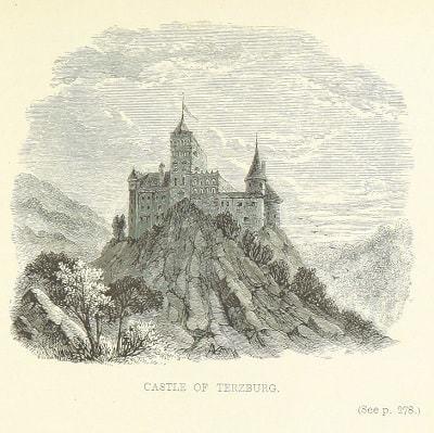 Bran Castle - Bram Stoker