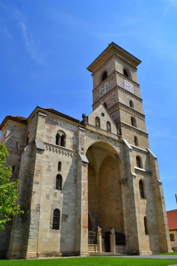 Alba Iulia Catholic Cathedral