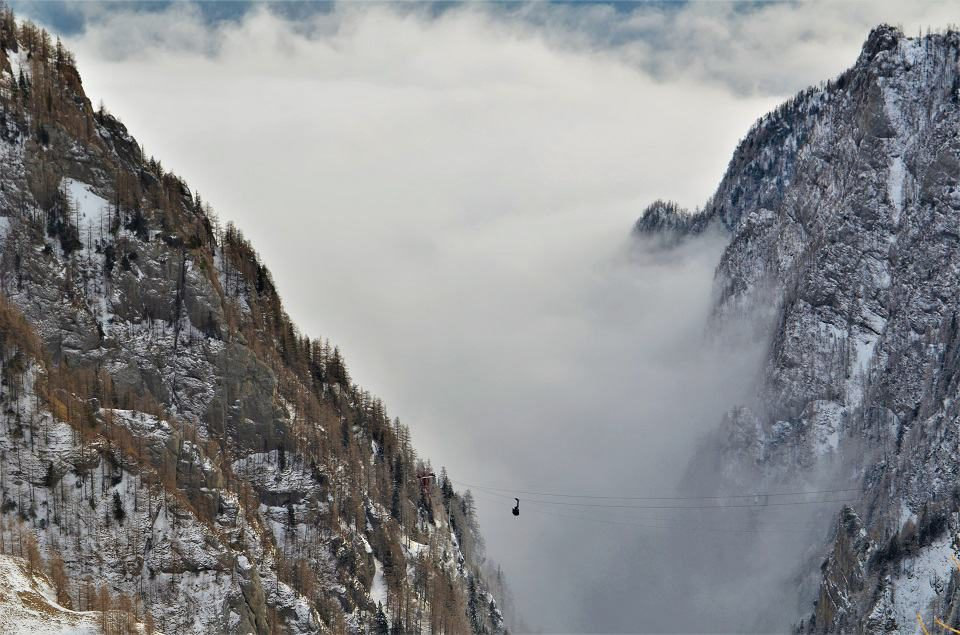 nature bucegi cable-car