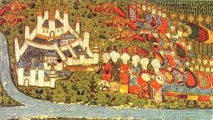 Siege of Belgrade (1456) noon bell corvin john hunyadi castle