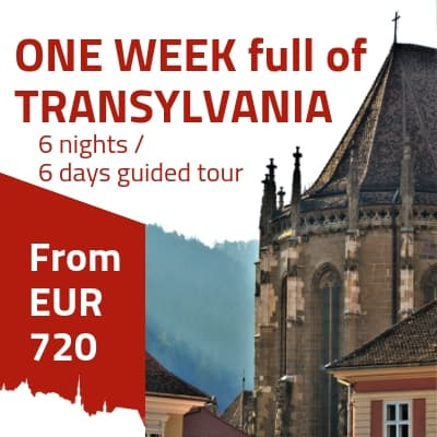 The perfect tour for those who simply can't get enough of castles, fortresses, fortified churches, rural life, legends and medieval history