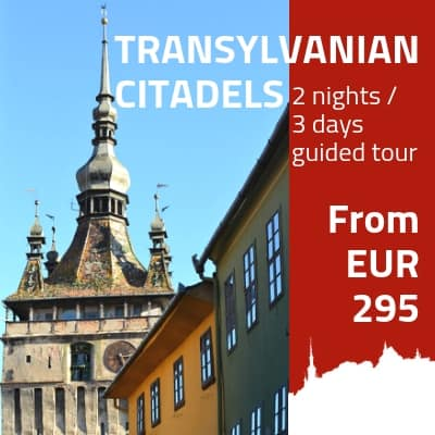 A city break to discovering the essence of Transylvania