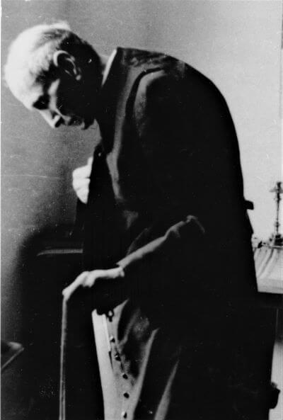 Bishop Iuliu Hossu in 1970