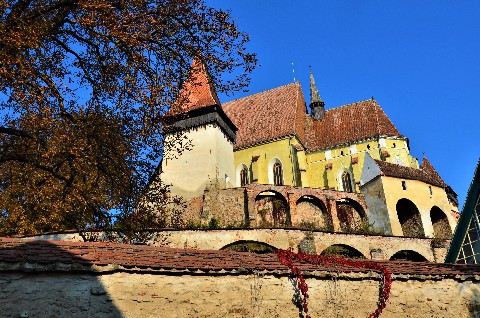 Biertan fortified church unesco