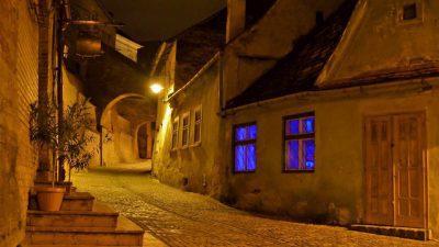 Sibiu night