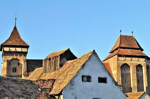 fortified church Valea Viilor