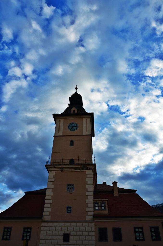 Brasov, Town Council casa sfatului