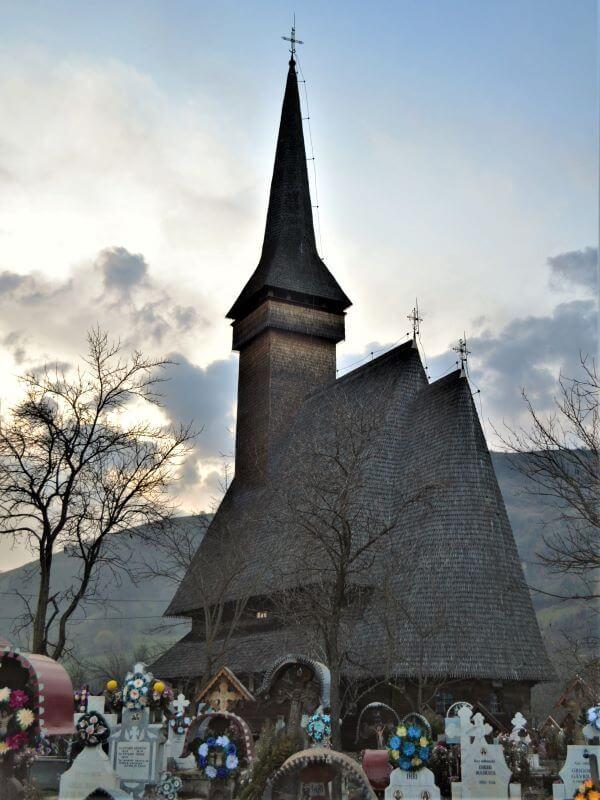 Ieud Valley church, Maramures