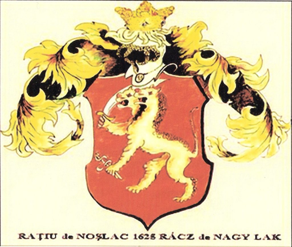 Ion Ratiu Coat of Arms