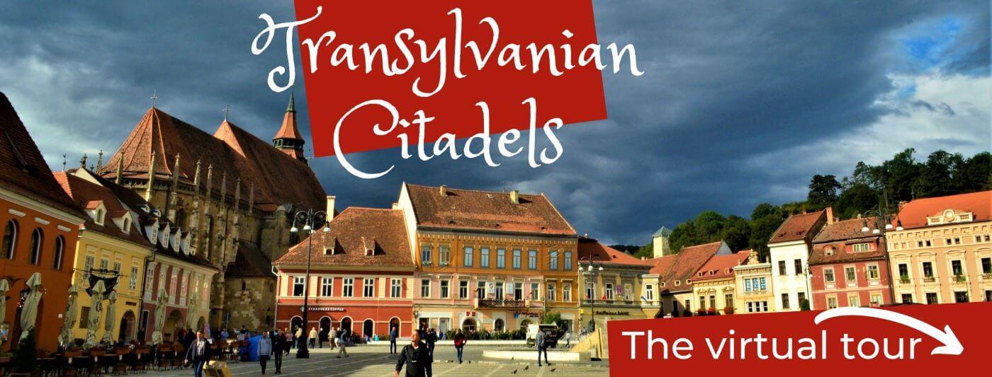 transylvanian citadels virtual tour