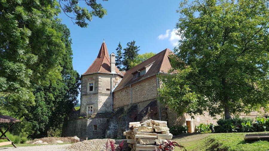 via transilvanica castle