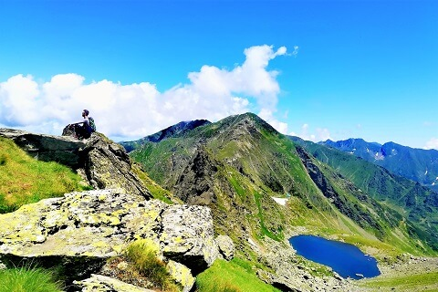Fagaras Carpathian Mountains Romania Caltun (1)