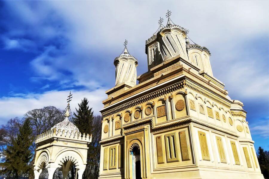 curtea de arges monastery romania 2 (1)